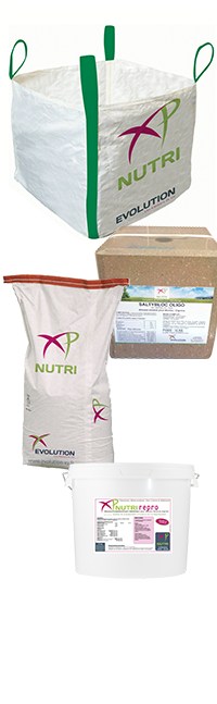 Mineral and nutritional products